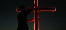 مسيرة درب الصليب من جبيل الى عنايا ليل 29 الجاري