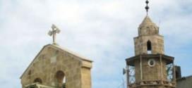 لقاء اسلامي مسيحي في منزل الشهيد حمية: للاسراع باطلاق الجنود المخطوفين ومواجهة الخطر بالوحدة