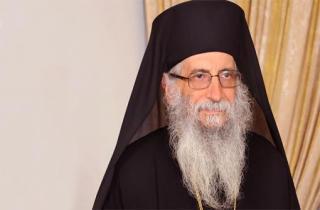 كرياكوس ترأس قداس الميلاد في طرابلس