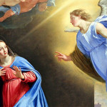 بشارة العذراء مريم
