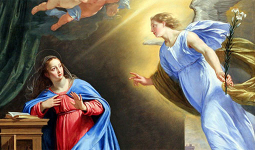 """بتوليّة مريم .. """"وتجسّد من مريم العذراء …"""""""