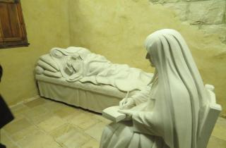 افتتاح معرض القديسة رفقا في دير مار يوسف جربتا