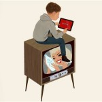 خطر التكنولوجيا على الأطفال