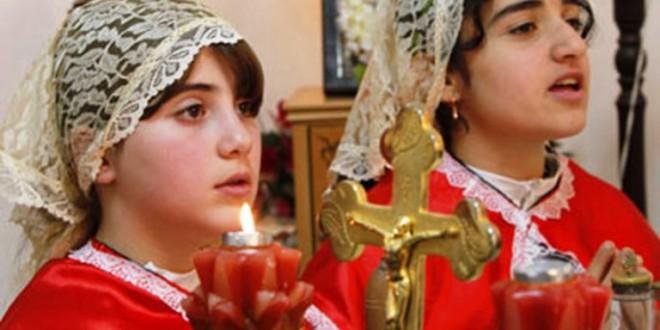 المسيحيون في المشرق العربي والهوية العربية بقلم د. مهند مبيضين