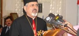 يونان ترأس قداسا في القليعة بحضور 50 عائلة عراقية نازحة
