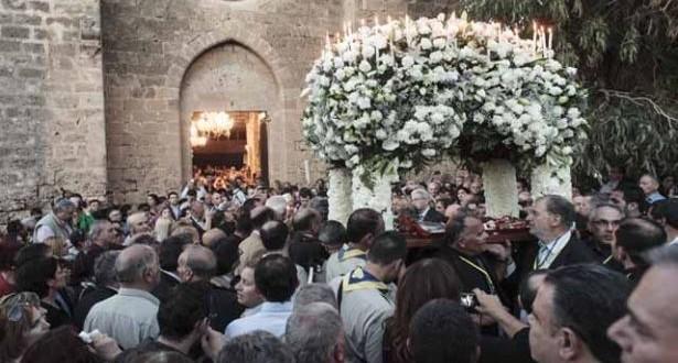 القداس التاريخي في قبرص