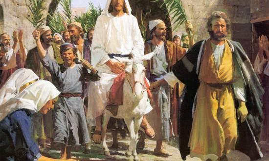 الشعانين في صيدا وزياح مشترك بين مطرانيتي الكاثوليك والارثوذكس