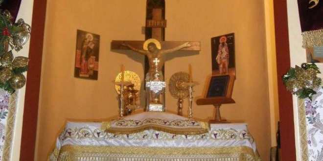 روسيا : مسلحون يهاجمون كنيسة ارثوذكسية في القرم