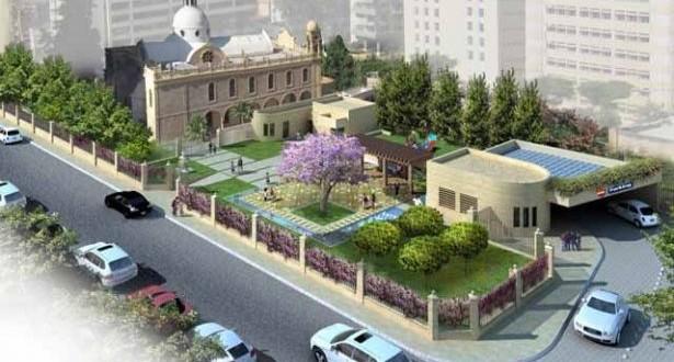 """""""حديقة المتروبوليت عوده"""" تجمدها الخلافات والصلاحيات مرآب ومساحة خضراء تعتمد معايير البيئة والابنية المستدامة"""