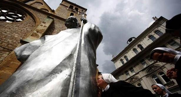 البوسنة تكرّم يوحنا بولس الثاني