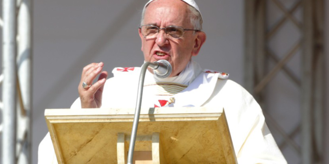 البابا فرنسيس يوجه نداءً من أجل لبنان