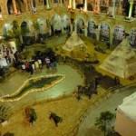 حدائق في مهرجان حضارات العالم