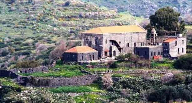 دير سيّدة القلعة في منجز العكاريّة… أثري تأسّس على إنقاض قلعة فيليكس