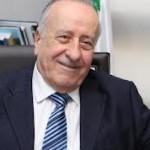 نقيب محرري الصحافة اللبنانية الياس عون