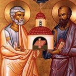 القديسين بطرس وبولس