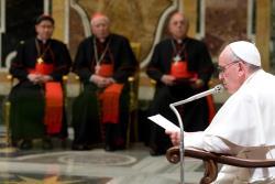 افتتاح أعمال الجمعية العامة للمجلس البابوي للثقافة. مقابلة مع الكاردينال رافازي