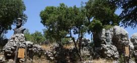 3 تماثيل جديدة للبطاركة طوبيا والخازن والحاج في الديمان