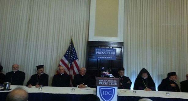 """مؤتمر """"دفاعاً عن المسيحيين"""" انطلق برعاية فاتيكانية في واشنطن 1000 مشارك وحضور لكل الأحزاب ولقاءات أبرزها مع أوباما"""