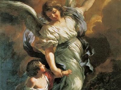 ما كان أثر الملائكة على قيامة المسيح؟