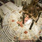 كاتدرائية القديس بطرس في الفاتيكان