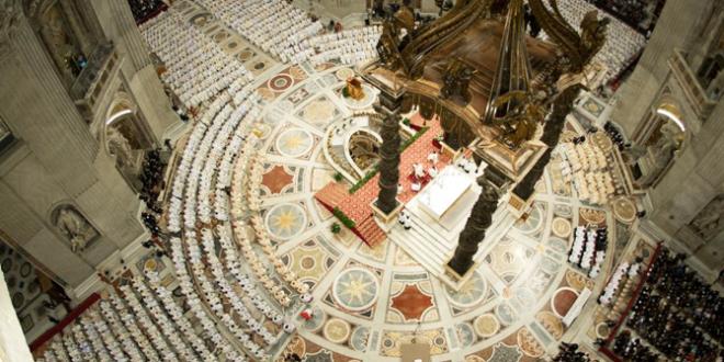 البابا فرنسيس يترأس القداس الإلهي احتفالا باليوم العالمي للفقراء: رجاء البائسين لا ينقطع للأبد