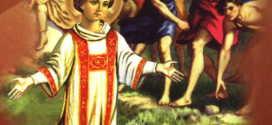 البترون احتفلت بعيد شفيعها اسطفانوس