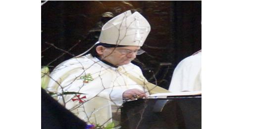 البطريركية المارونية نيابة إهدن وزعت برنامج مراسم جنازة ودفن المطران الدويهي