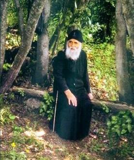 الشبيبة الاورثوذكسية فيع وزعت منشورا حول القديس باييسيوس الاثوسي