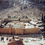دير سانت كاترين في مصر