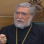 كاثوليكوس الأرمن لبيت كيليكيا آرام الأول كيشيشيان