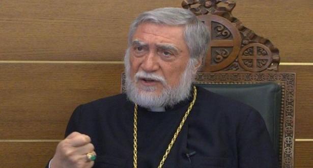 كاثوليكوس الأرمن الأرثوذكس: لا نكنّ العداء لتركيا.. بل نريد العدالة