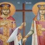 القديسين قسطنطين وهيلانة