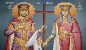 رعية القديسين قسطنطين وهيلانة جونيه احتفلت بعيد شفيعها
