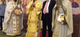 ضاهر ترأس قداس تكريس قاعة القديسين بطرس وبولس في البترون
