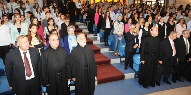 الرهبانية اللبنانية المارونية واليونسكو اطلقا مشروع الارث الثقافي اللبناني