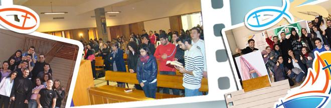 قداس للعمل الرعوي في جامعة اللويزة بمناسبة عيد القربان