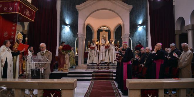 سفارة منظمة فرسان مالطة احتفلت بعيد شفيعها القديس يوحنا