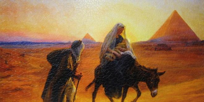 مَجِيءُ السَّيِّدِ المَسِيحِ إِلىَ أَرْضِ مِصْرَ