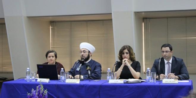 ندوة في جامعة القديس يوسف عن الدين على المواقع الإلكترونية
