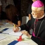 السفير البابوي المطران ادمون فرحات