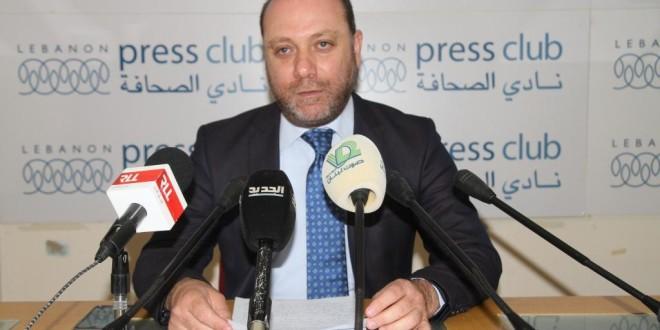 ابو زيد: أردنا أن تكون إنتخابات نقابة المحررين نزيهة يتنافس فيها أهل المهنة لخيرها