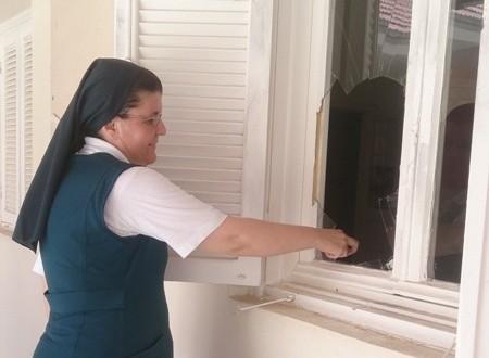 سرقة وتخريب في مدرسة دير راهبات القلبين الأقدسين في بعلبك