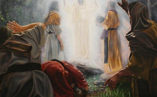 صلاة البراكليسي في ذكرى تجلي المسيح وصوم السيدة على تلة الراهب في جبل الشيخ