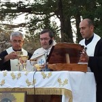 لجنة محمية غابة تنورين احتفلت بعيد الرب