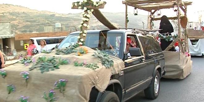 كيدانيان ورفول أطلقا مهرجان فاريا على البحر وأكدا أهمية السياحة الدينية