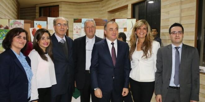 """جمعية أصدقاء الجامعة اللبنانية (Aulib) تفتتح يوم غد معرض """"الأبواب المفتوحة"""" الثاني للجامعة اللبنانية"""