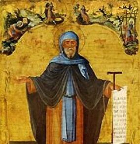 إكتشف هذه الشروحات المميزة حول أيقونة القديس انطونيوس الكبير بحسب العادات الغربية