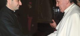 الأب ناصيف مطرانا على الأكسرخوسية الرسولية للسريان الكاثوليك في كندا