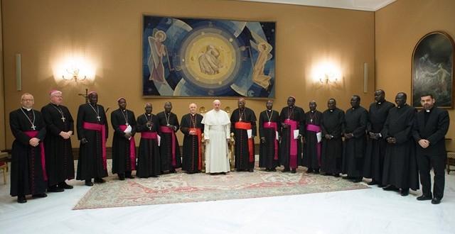 حديث رئيس أساقفة جوبا إثر لقاء البابا فرنسيس مع أساقفة السودان وجنوب السودان