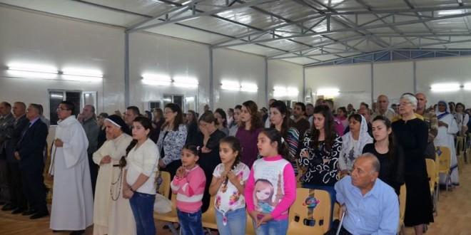 المؤمنون في العراق يستعدّون لصوم نينوى على نية إبعاد شبح العنف والحرب في بلادهم